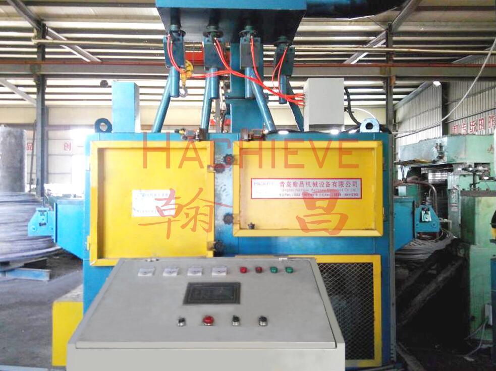 抛丸机|抛丸清理机|除尘器|铸造机械|青岛抛丸机|钢板预处理线