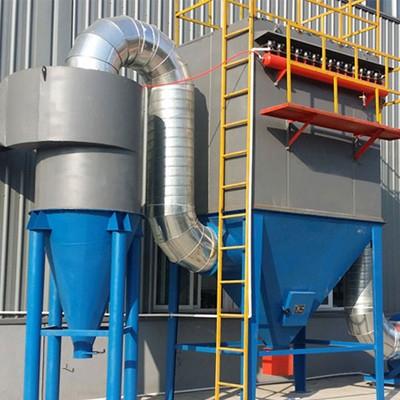 常见工业除尘器工作原理